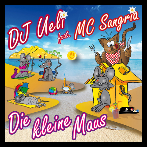 Single Cover Die kleine Maus