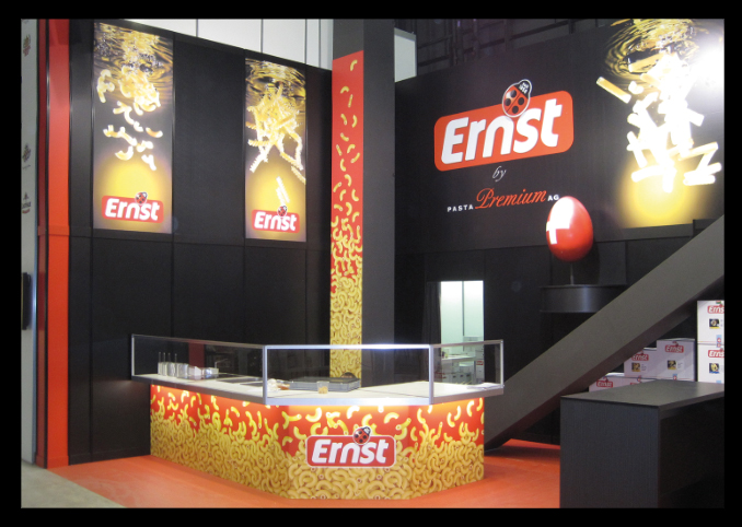 Ernst Messestand IGEHO13